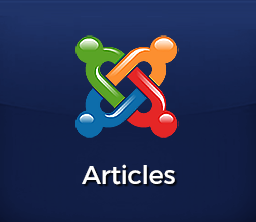 Joomla Articles Tutoring