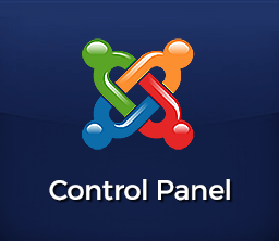 Joomla Control Panel Tutoring